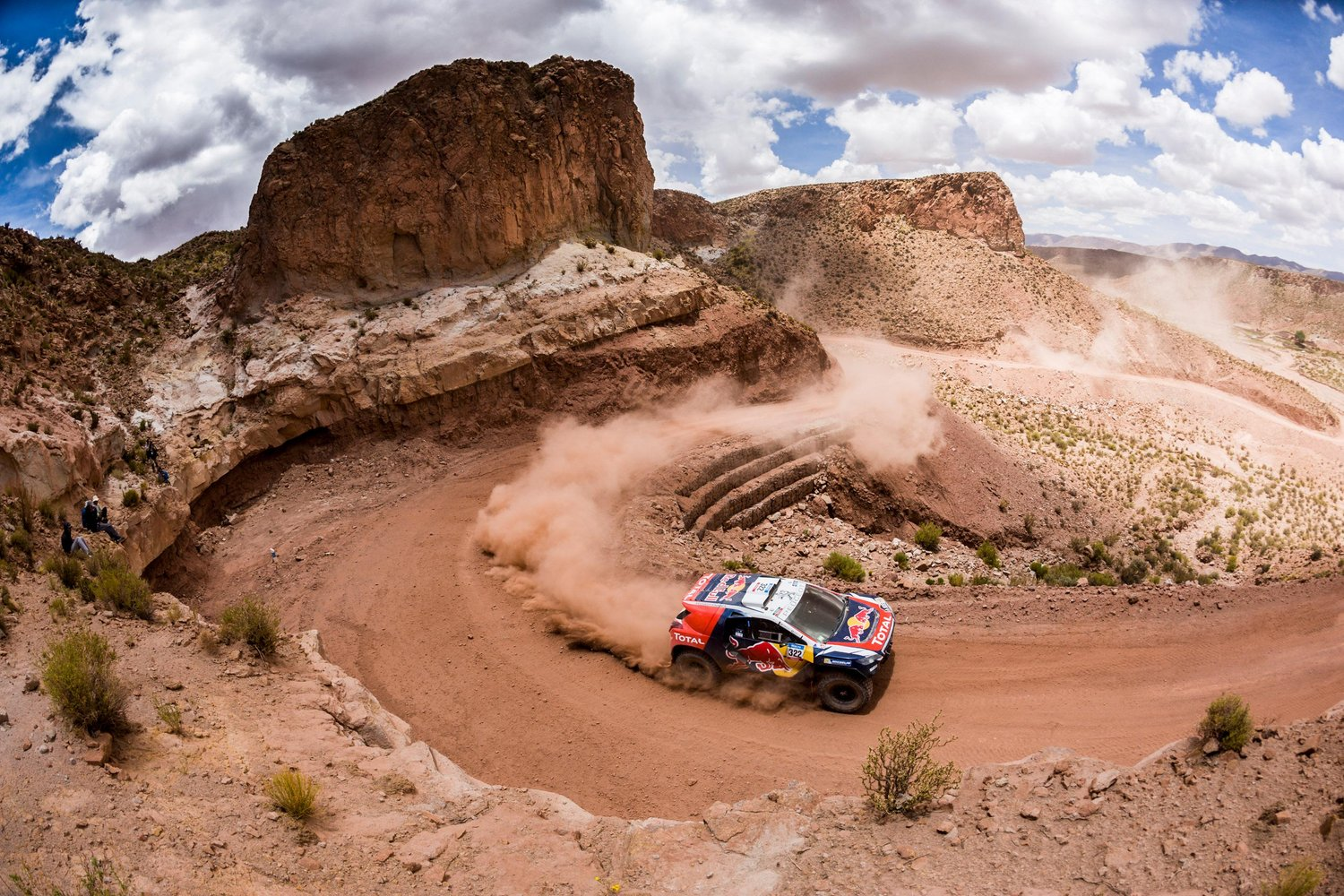 Stage 2 Dakar Rally