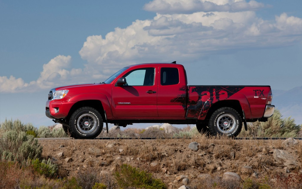 Baja Trucks http://socaltrucks.com/2011/10/the-new-tacoma-baja-truck-is-weak/