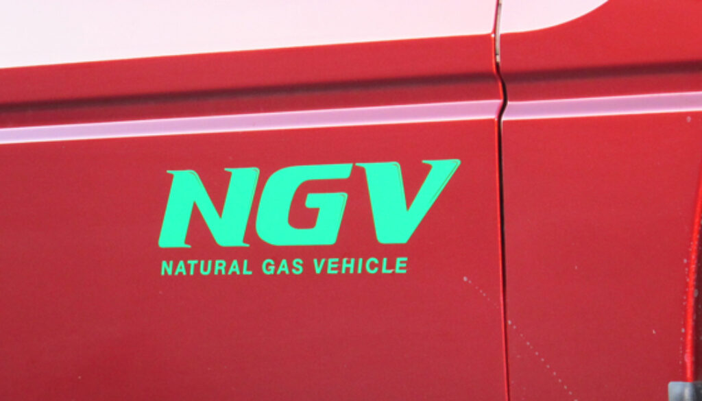 Ford F150 Natural Gas Truck