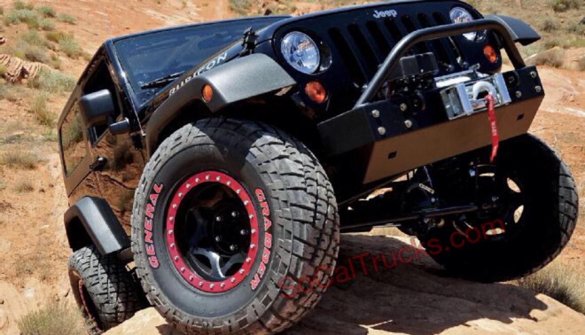 General Mud Tires