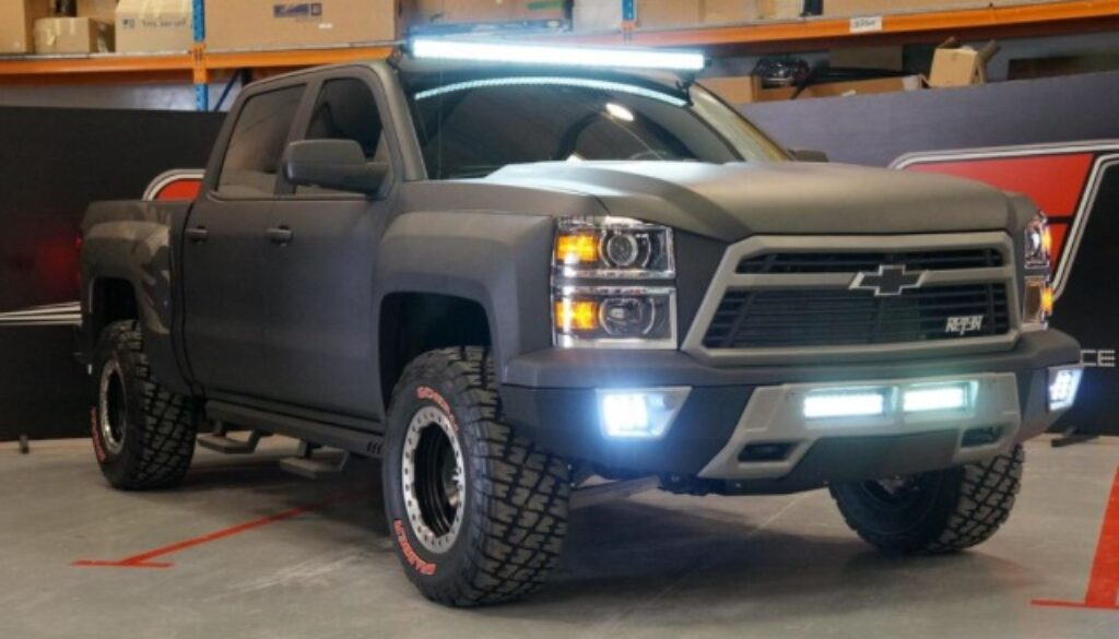 Reaper Truck For Sale >> Wanted Chevy Reaper Truck Socal Trucks