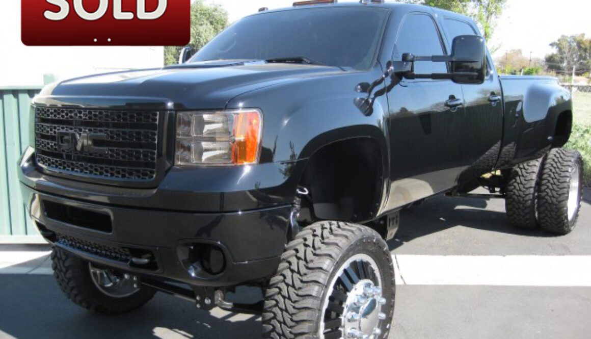 GMC Dually