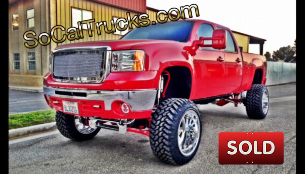 big & rich truck