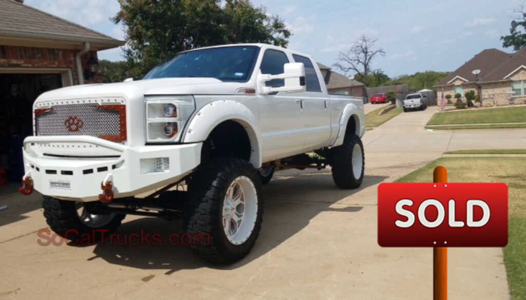 Big Lifted Trucks For Sale In Our Lone Star State Of Texas Socal