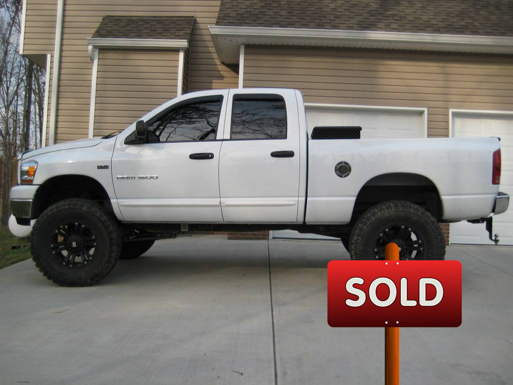 dodge ram  slt sold socal trucks