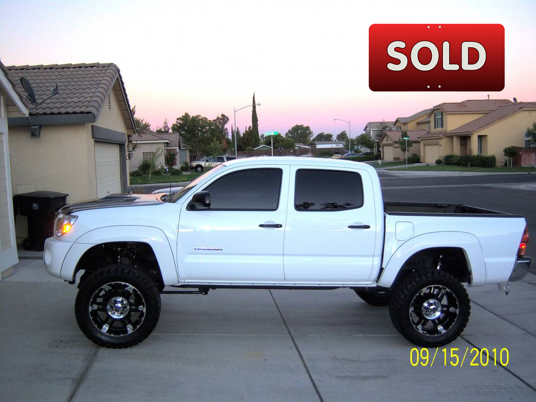 2007 Toyota Tacoma Sold Socal Trucks