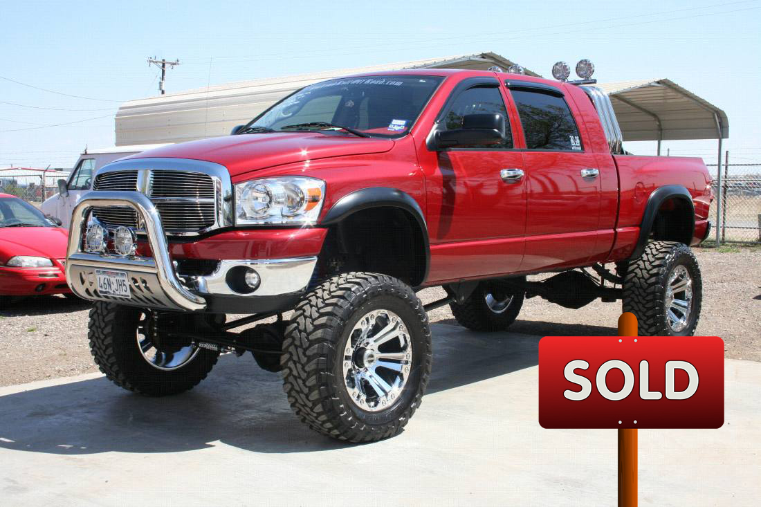 2007 Dodge Ram 2500 Mega Cab Sold Socal Trucks