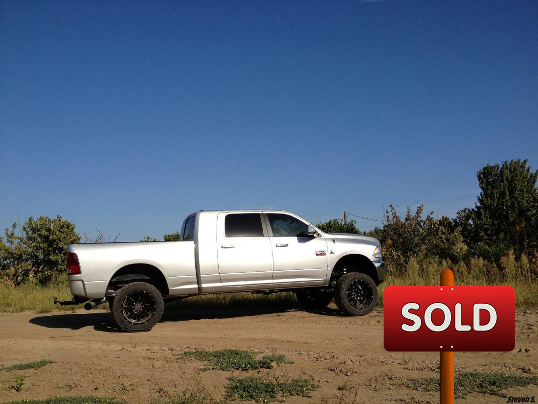 2010 dodge ram 2500 mega cab laramie cummins sold socal trucks. Black Bedroom Furniture Sets. Home Design Ideas