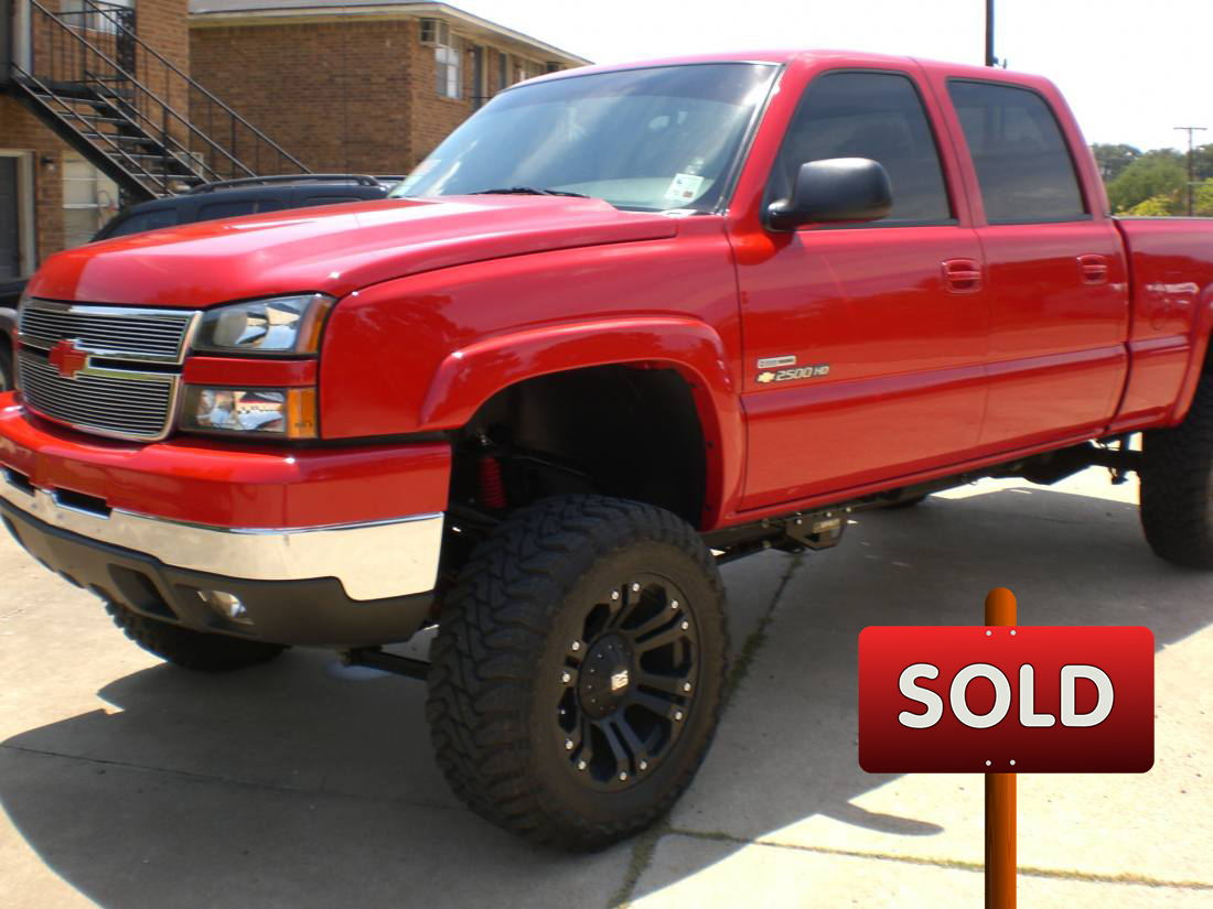 2007 Chevy silverado 2500HD Duramax 4X4 - SOLD! | SoCal Trucks