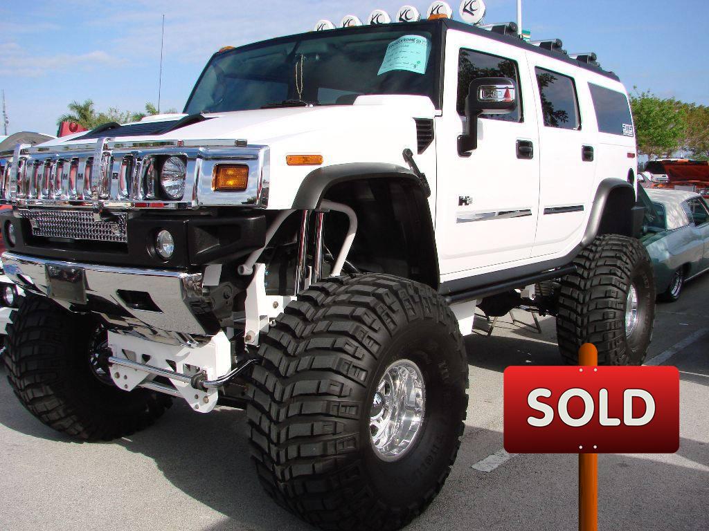 2006 Hummer H2 Sold Socal Trucks