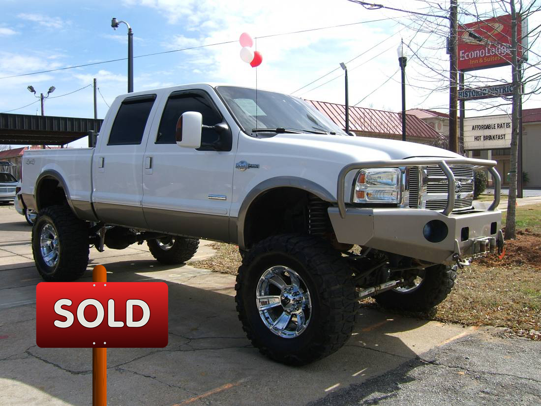 2006 FORD F250 KING RANCH - SOLD! | SoCal Trucks