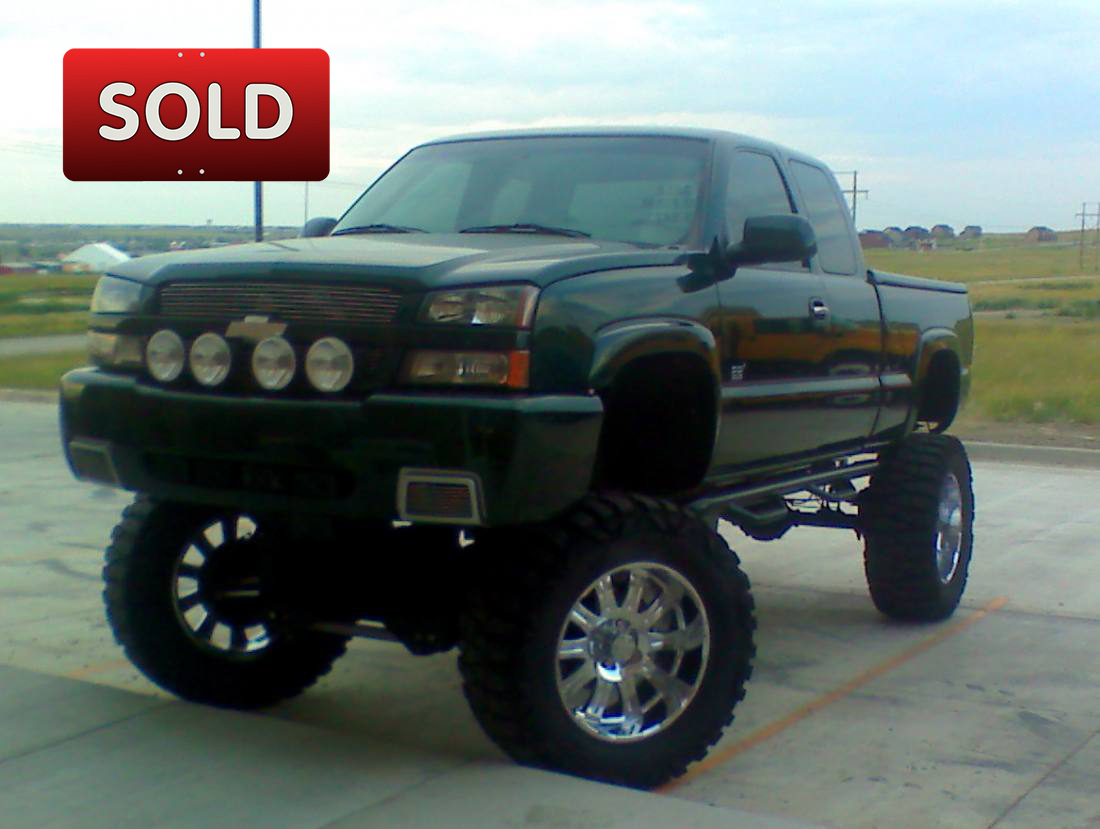 2003 chevrolet silverado 1500 ls z 71 sold socal trucks. Black Bedroom Furniture Sets. Home Design Ideas