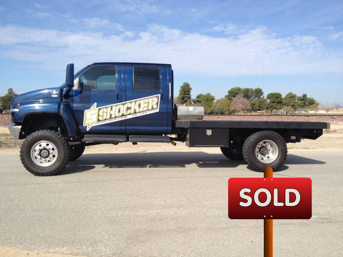 2005 Chevy C4500 Kodiak 4x4 | SoCal Trucks