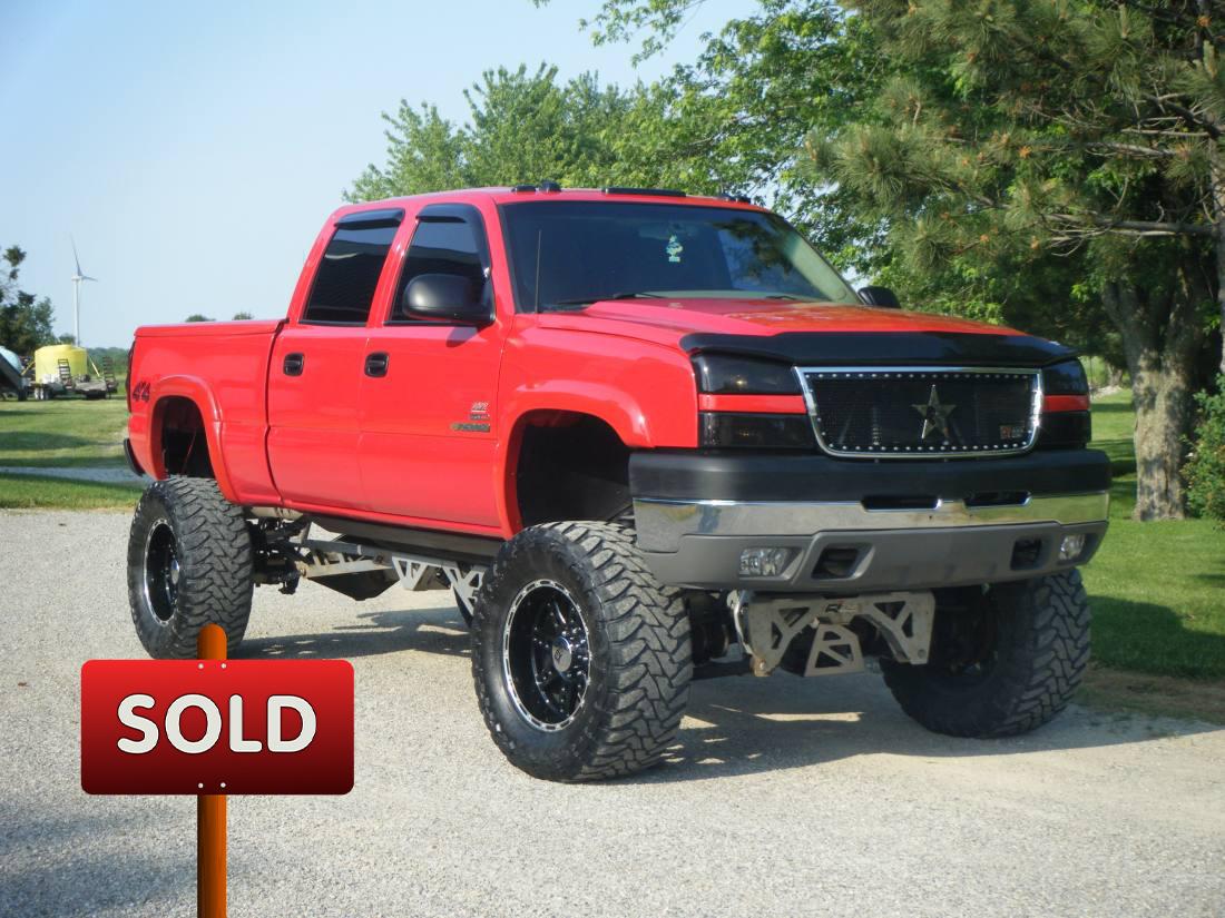 2005 CHEVROLET 2500HD DURAMAX - SOLD! | SoCal Trucks
