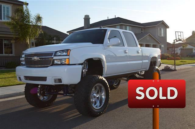 2006 chevy 2500 lt duramax sold socal trucks. Black Bedroom Furniture Sets. Home Design Ideas