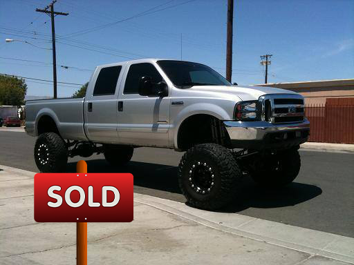 ford  sold socal trucks