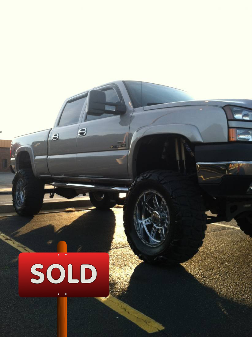 2005 chevrolet silverado 2500hd price lowered sold. Black Bedroom Furniture Sets. Home Design Ideas