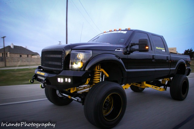 2012 F250 Sema Build Socal Trucks