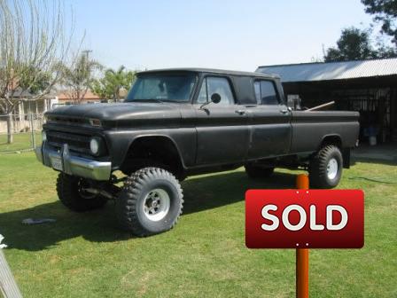Toyota Diesel Truck >> 1966 Chevrolet Crewcab 4x4 - SOLD!   SoCal Trucks