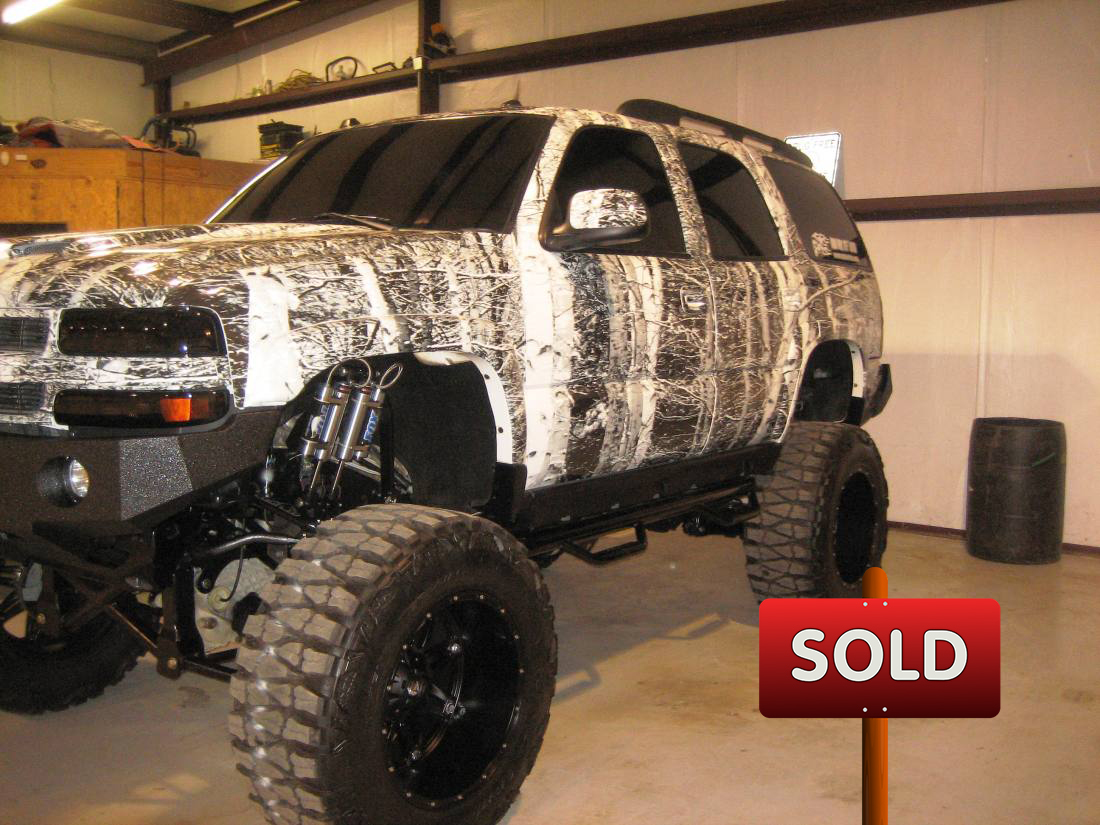 2005 Chevy Tahoe - SOLD!   SoCal Trucks