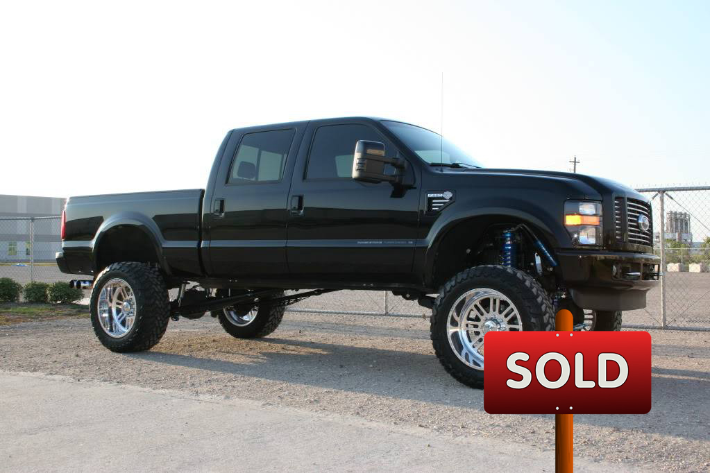 2009 ford harley davidson f250 sold socal trucks. Black Bedroom Furniture Sets. Home Design Ideas