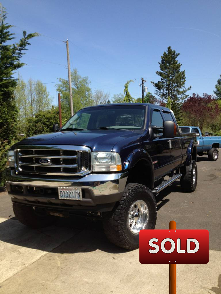 2004 ford f350 super duty xlt diesel long bed sold socal trucks. Black Bedroom Furniture Sets. Home Design Ideas