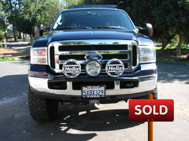 ford excursion sold socal trucks