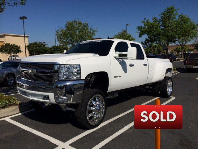 2009 Chevy Duramax Diesel 2500 Dually | SoCal Trucks