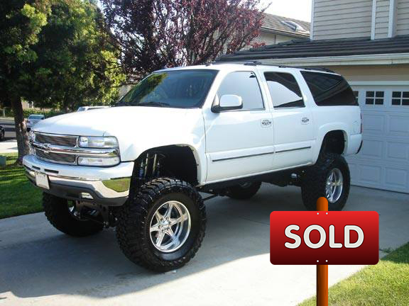 2005 Chevy Suburban Sold Socal Trucks