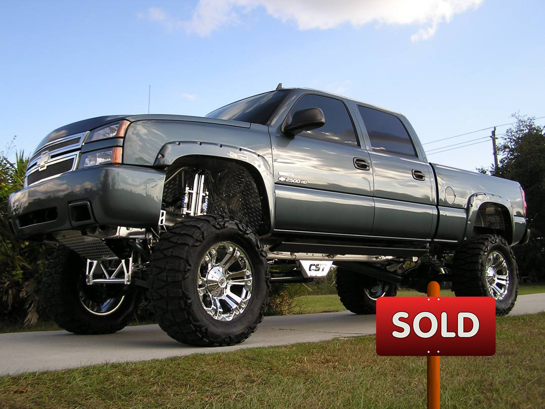 2006 silverado 2500 diesel crew - SOLD! | SoCal Trucks