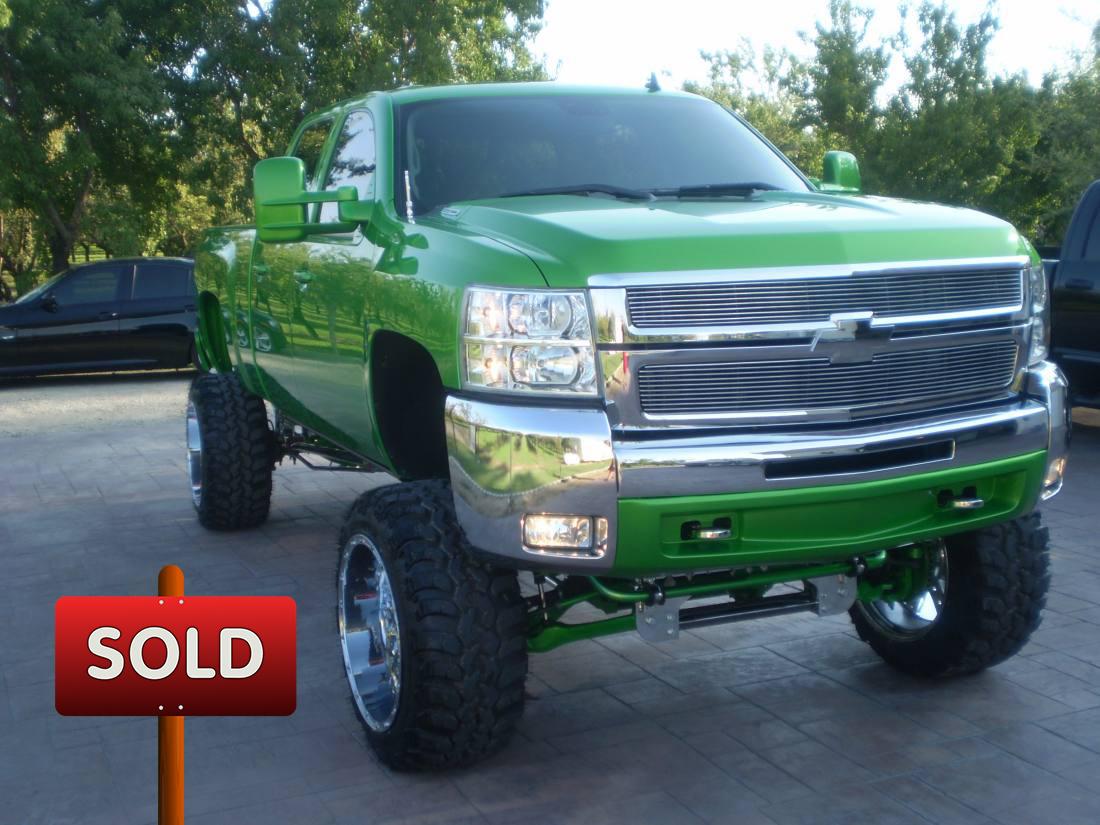 Chevy Rims For Sale >> 2007 Chevy Duramax LTZ - SOLD! | SoCal Trucks