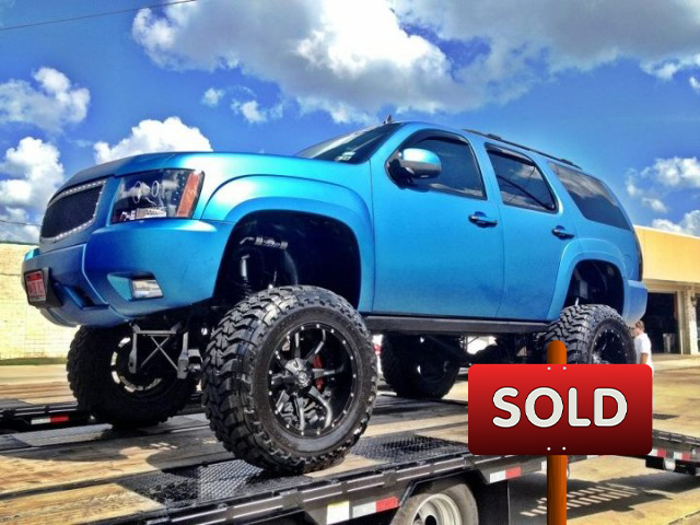 Lifted Trucks For Sale In Texas >> 2008 Lifted Chevy Tahoe 4X4 | SoCal Trucks