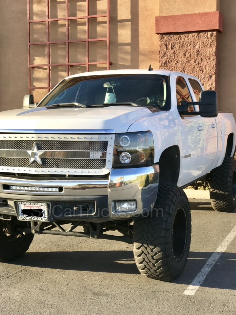 2008 custom chevrolet 2500hd ltz for sale duramax socal trucks. Black Bedroom Furniture Sets. Home Design Ideas