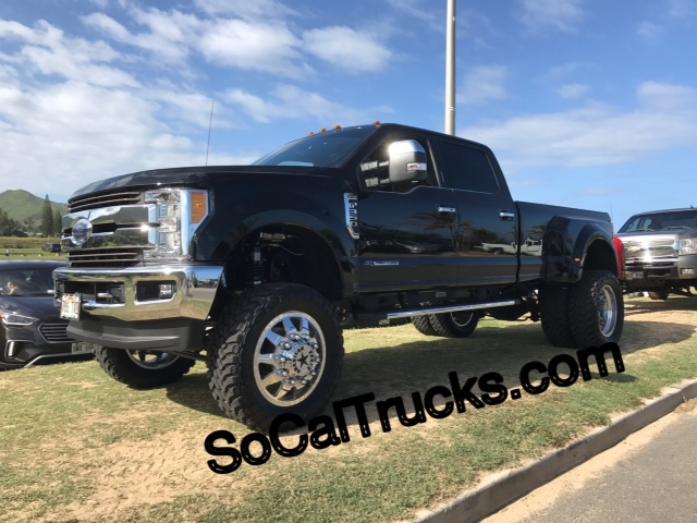 2017 ford custom f350 dually for sale socal trucks. Black Bedroom Furniture Sets. Home Design Ideas