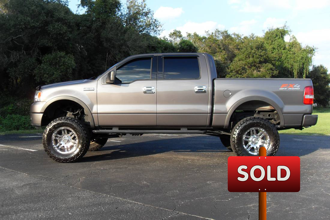 2004 F150 FX4 - SOLD! | SoCal Trucks