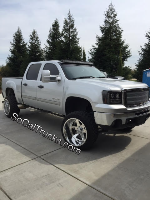 2013 Gmc Sierra 1500 4x4 Lifted For Sale Socal Trucks