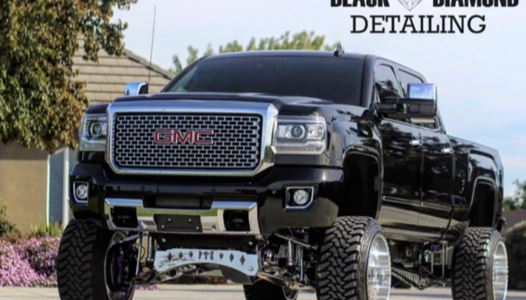 Custom Lifted GMC Truck 2500 HD Denali | SoCal Trucks