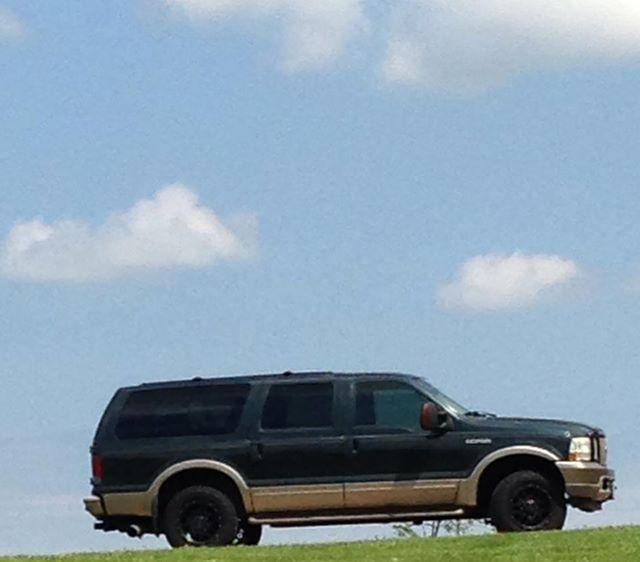 Ford Excursion Spotlight