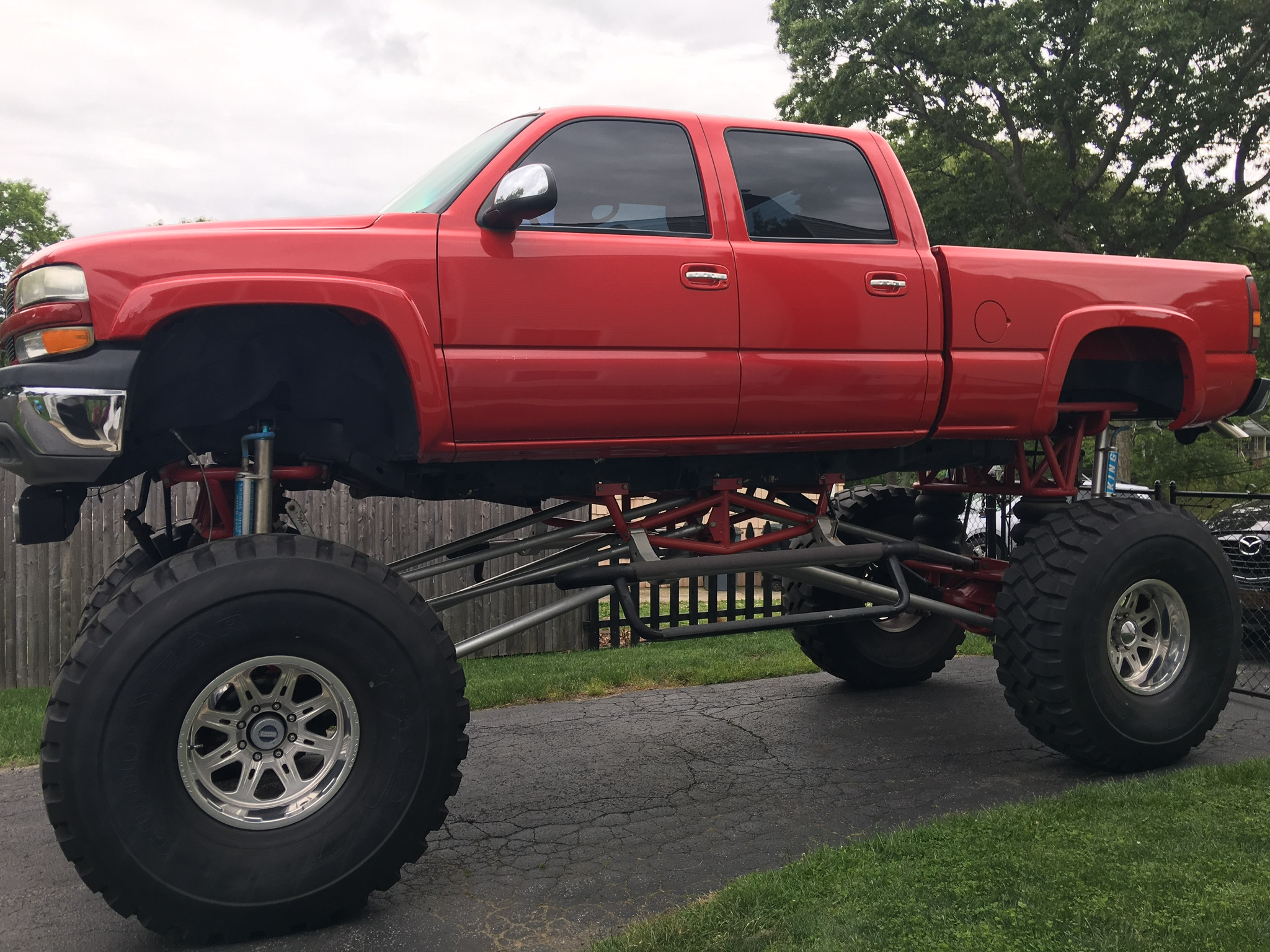 Lifted Chevy for sale