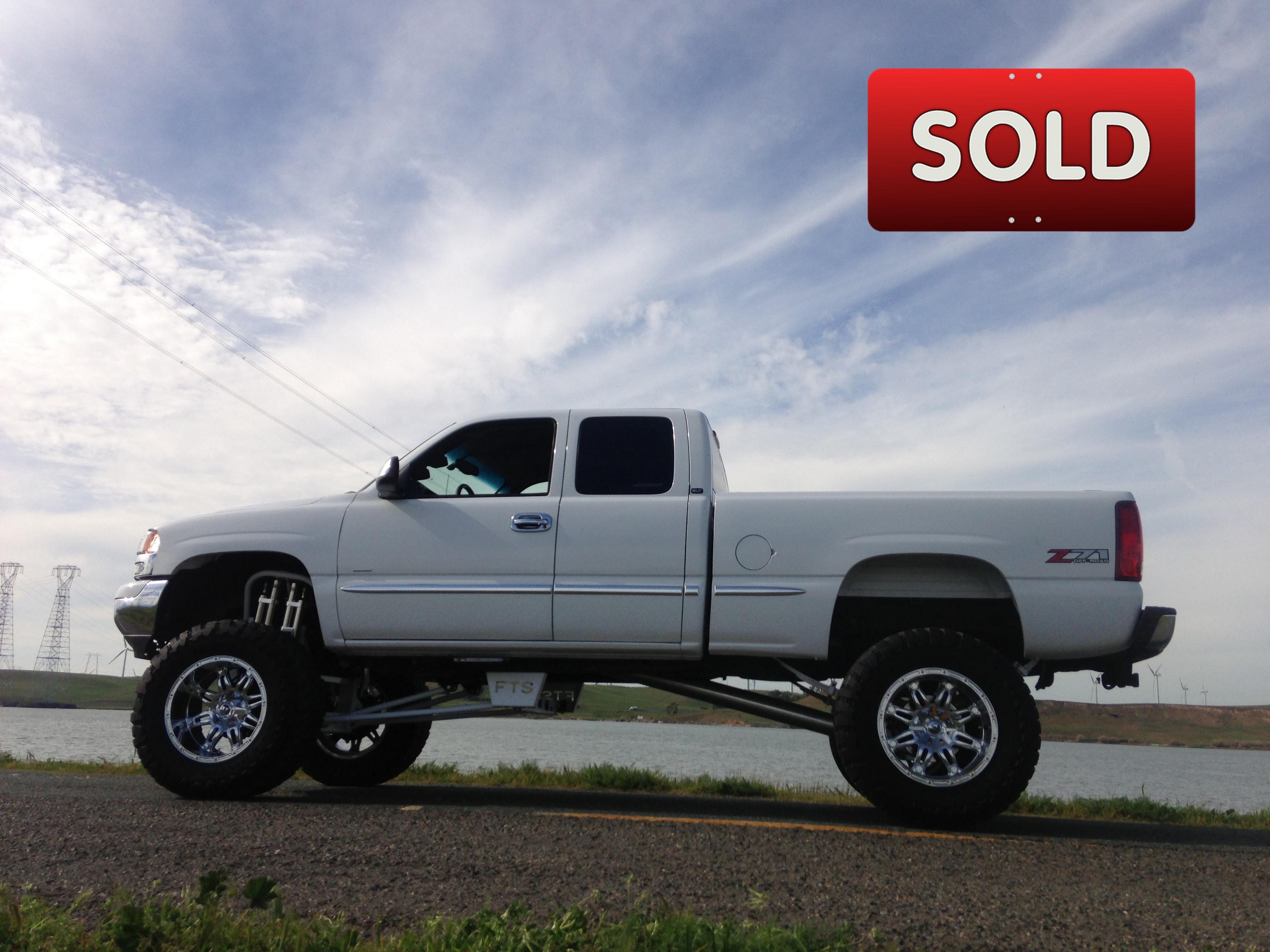 2001 GMC Sierra For Sale