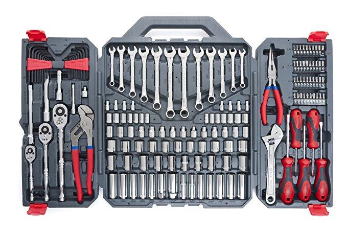 Crescent tool set
