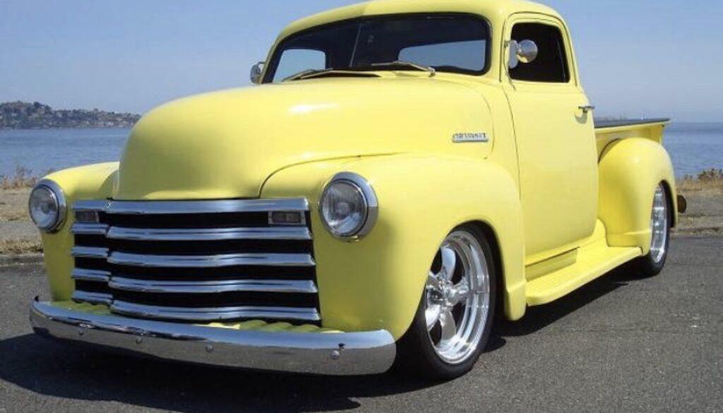 Classic trucks of america