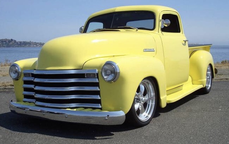 Classic trucks of america