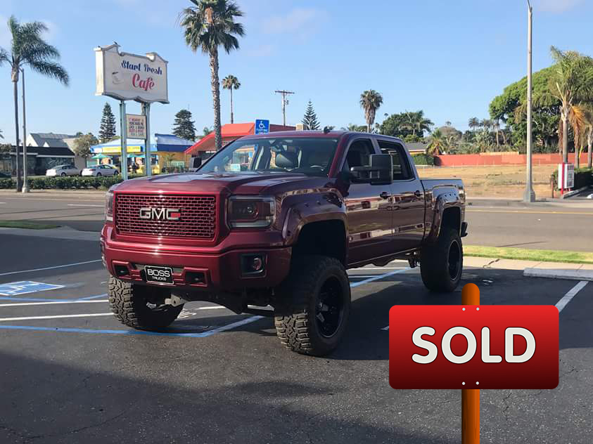 Custom Pickup Trucks for sale