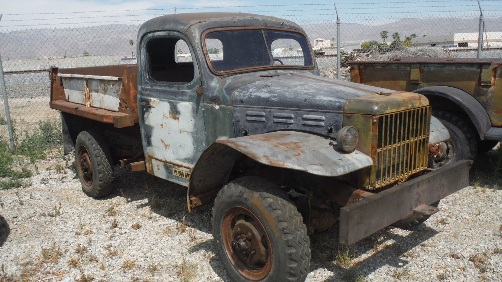 1942 Power Wagon For Sale