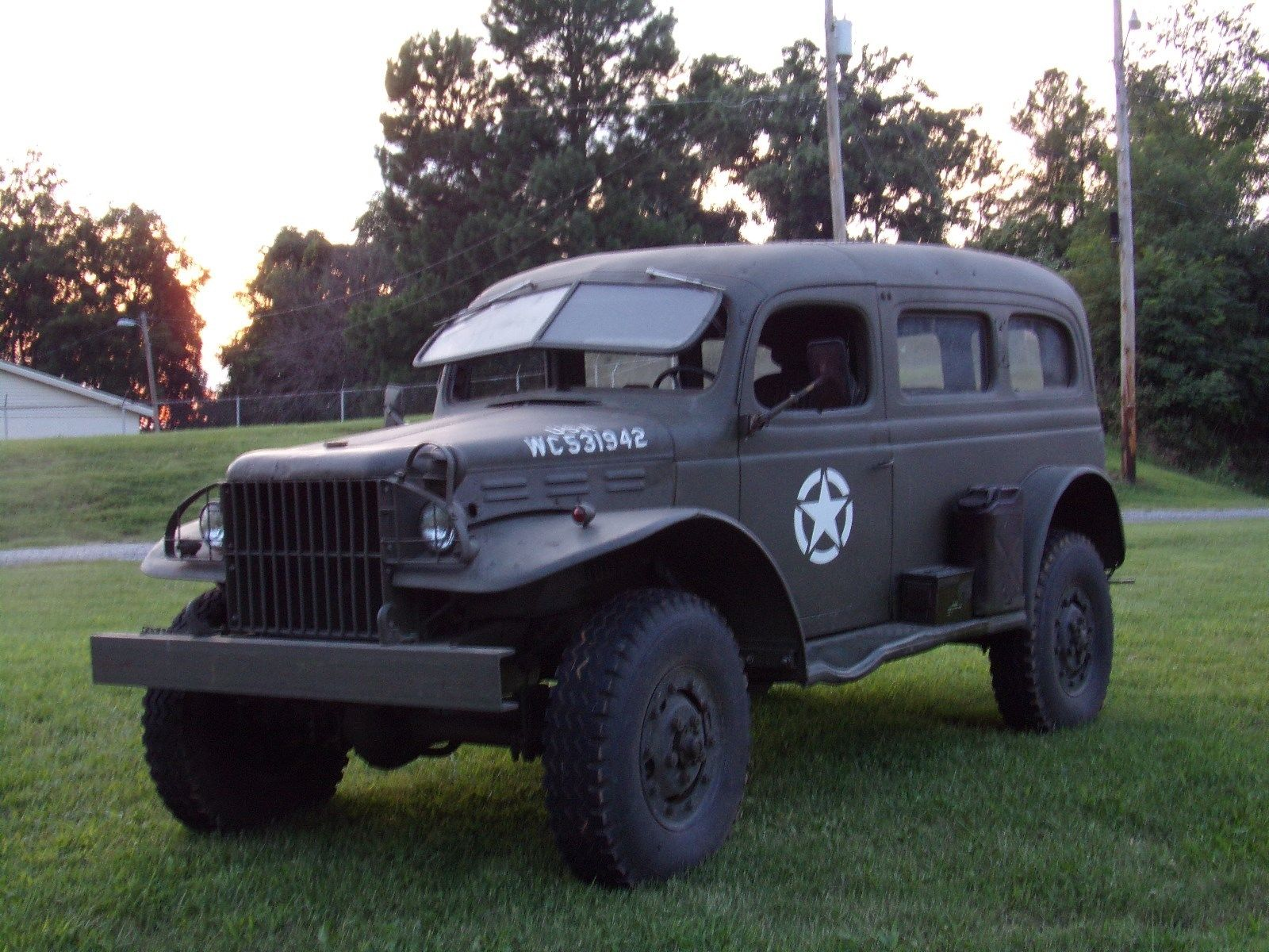 Dodge Power Wagon for sale