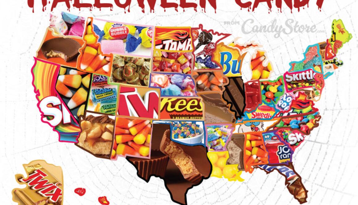 USA Favorite candy