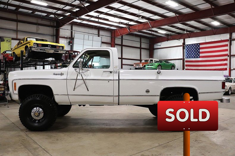 Chevy truck for sale