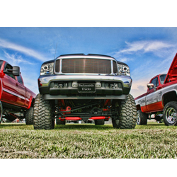 Ford Truck Offered Featuring a Rize Industries Lift Kit