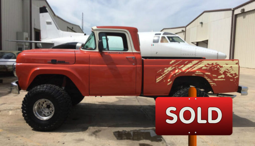 Classic barn find-4x4-rare-barn-find-big-bad-wolf-monster-truck-custom-1